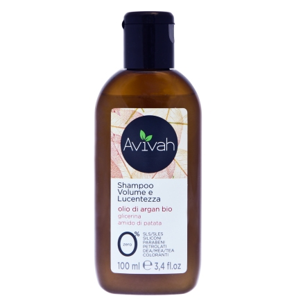 avivah_shampoo_volume_lucentezza_100ml
